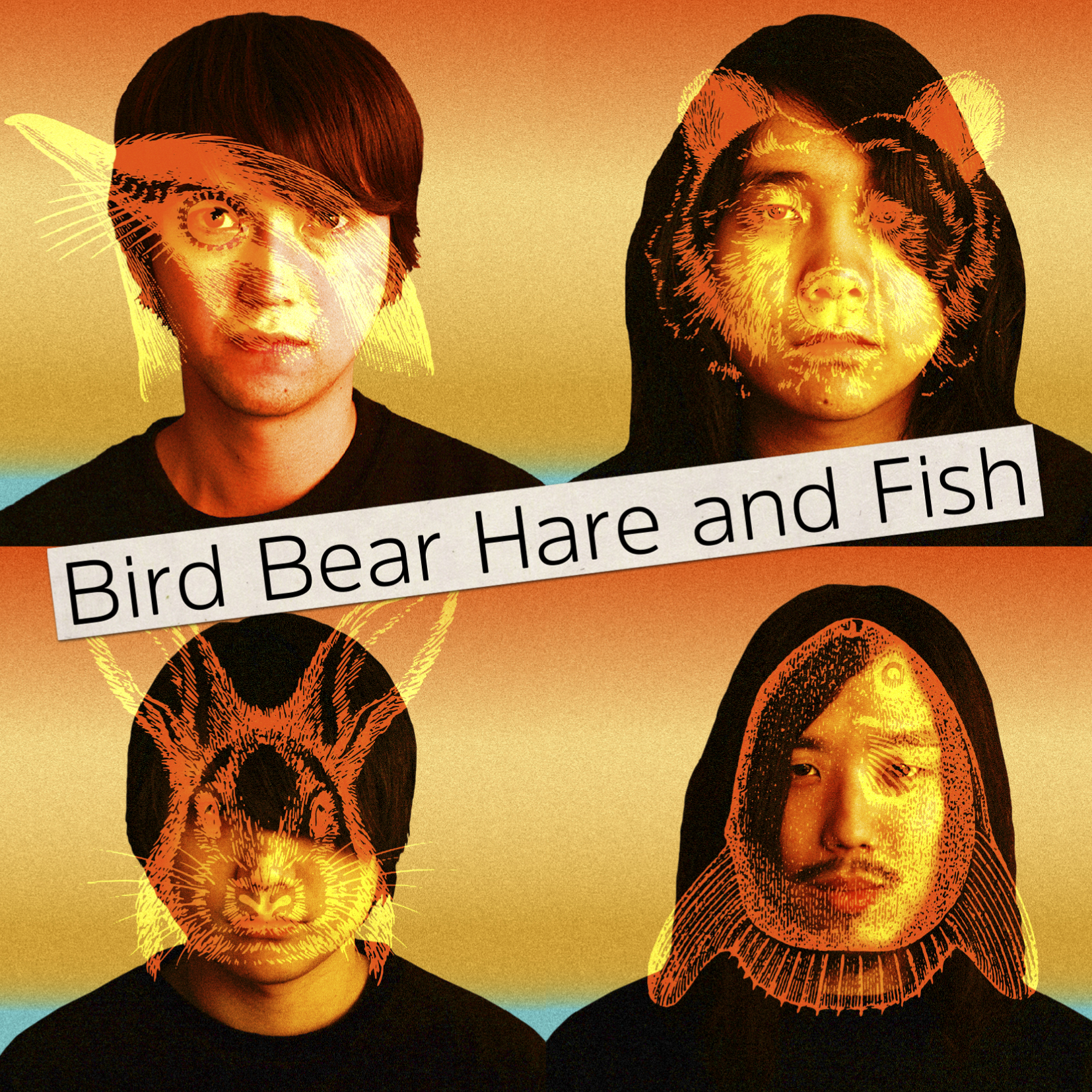Bird Bear Hare and Fish 「次の火」