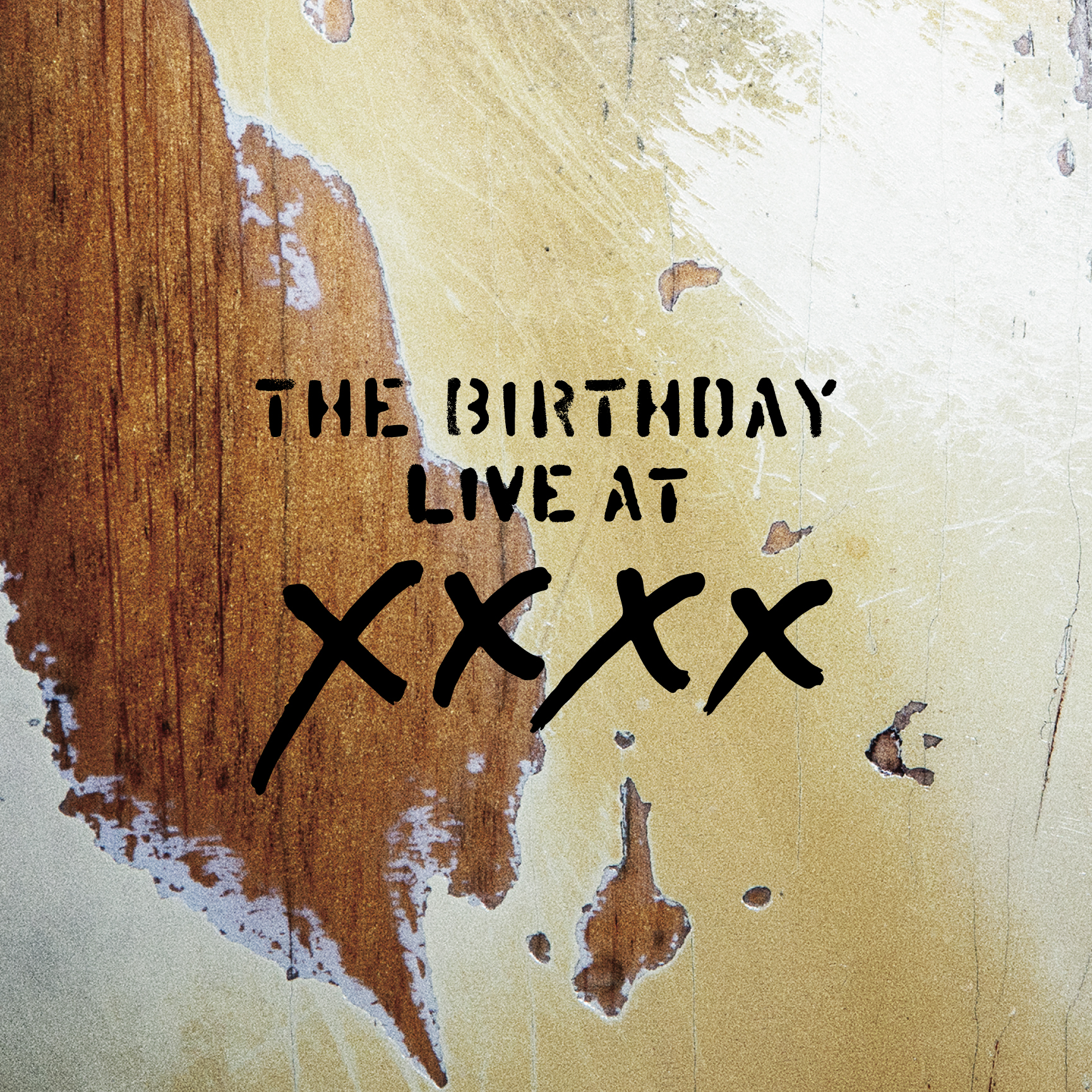 The Birthday 「LIVE AT XXXX」