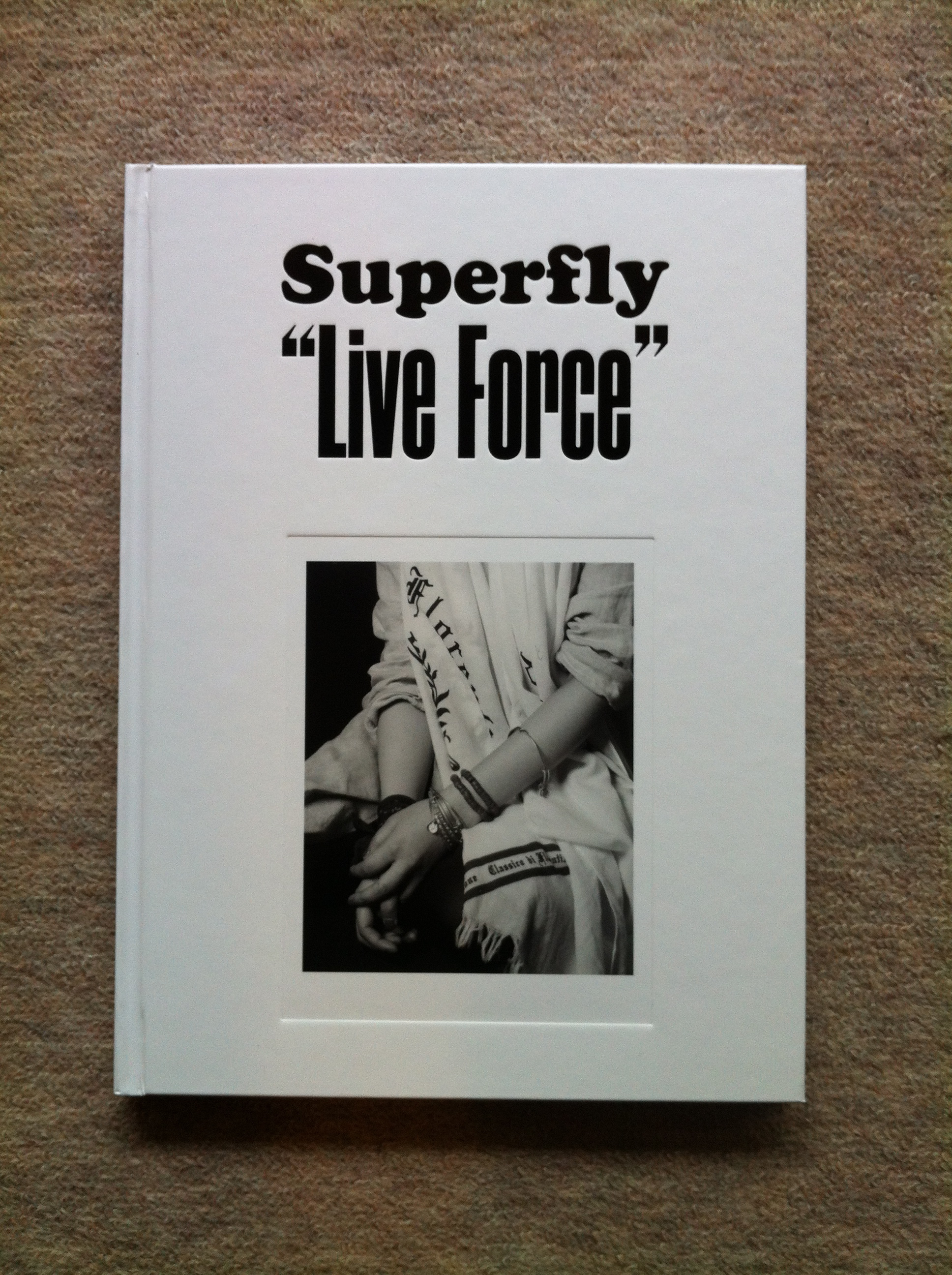Superfly 「Live Force」 Tour Pamphlet