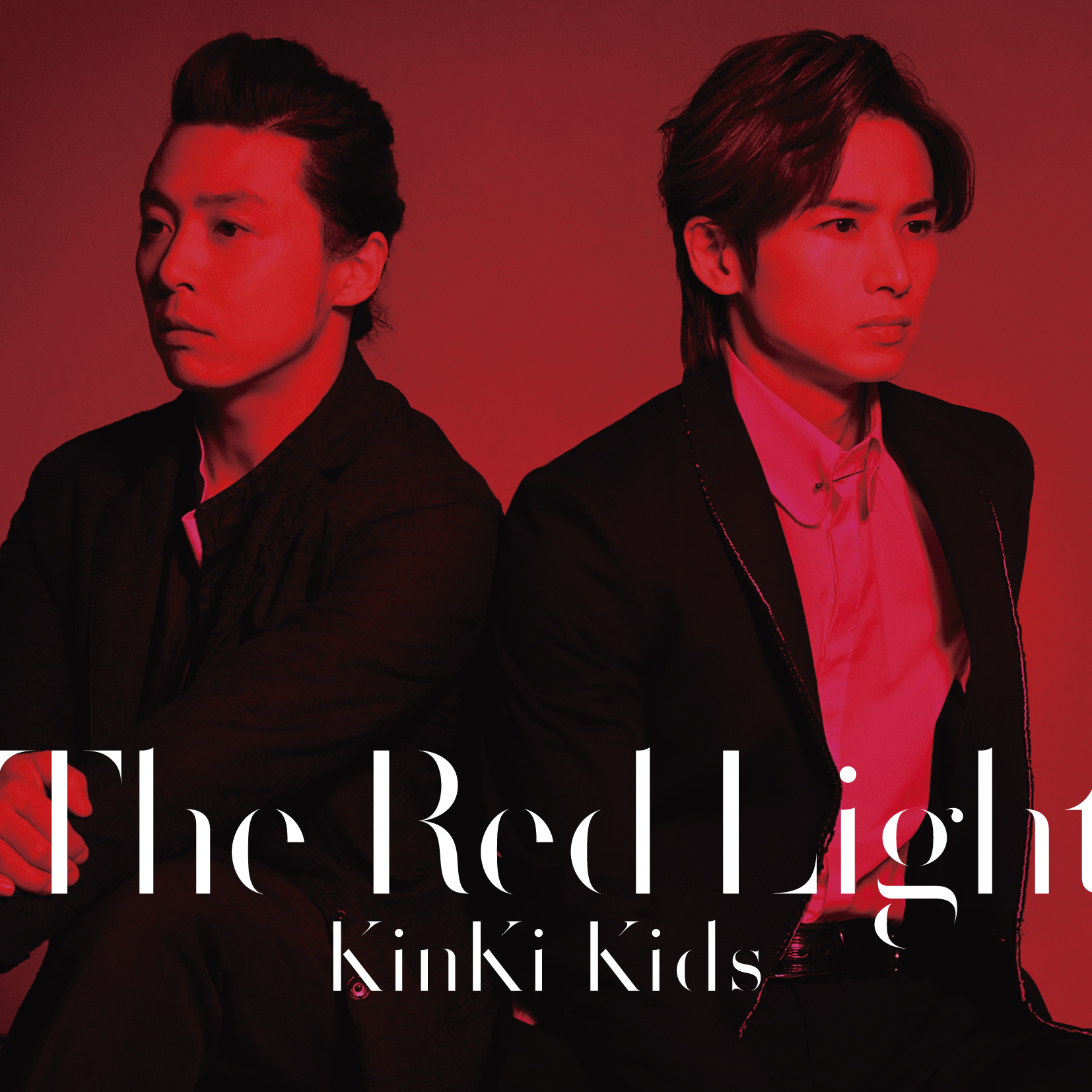 KinKi Kids 「The Red Light」