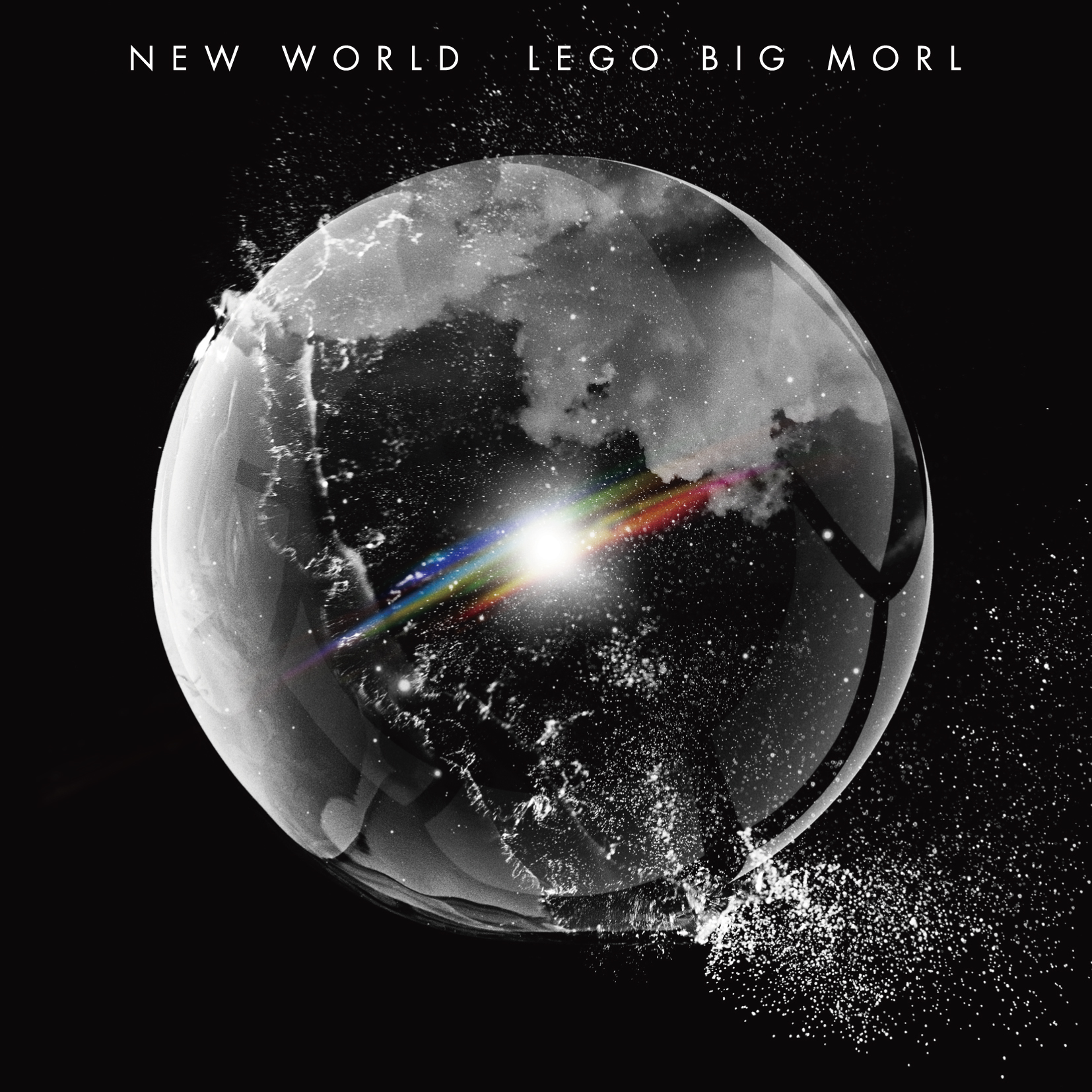 LEGO BIG MORL 「NEW WORLD」