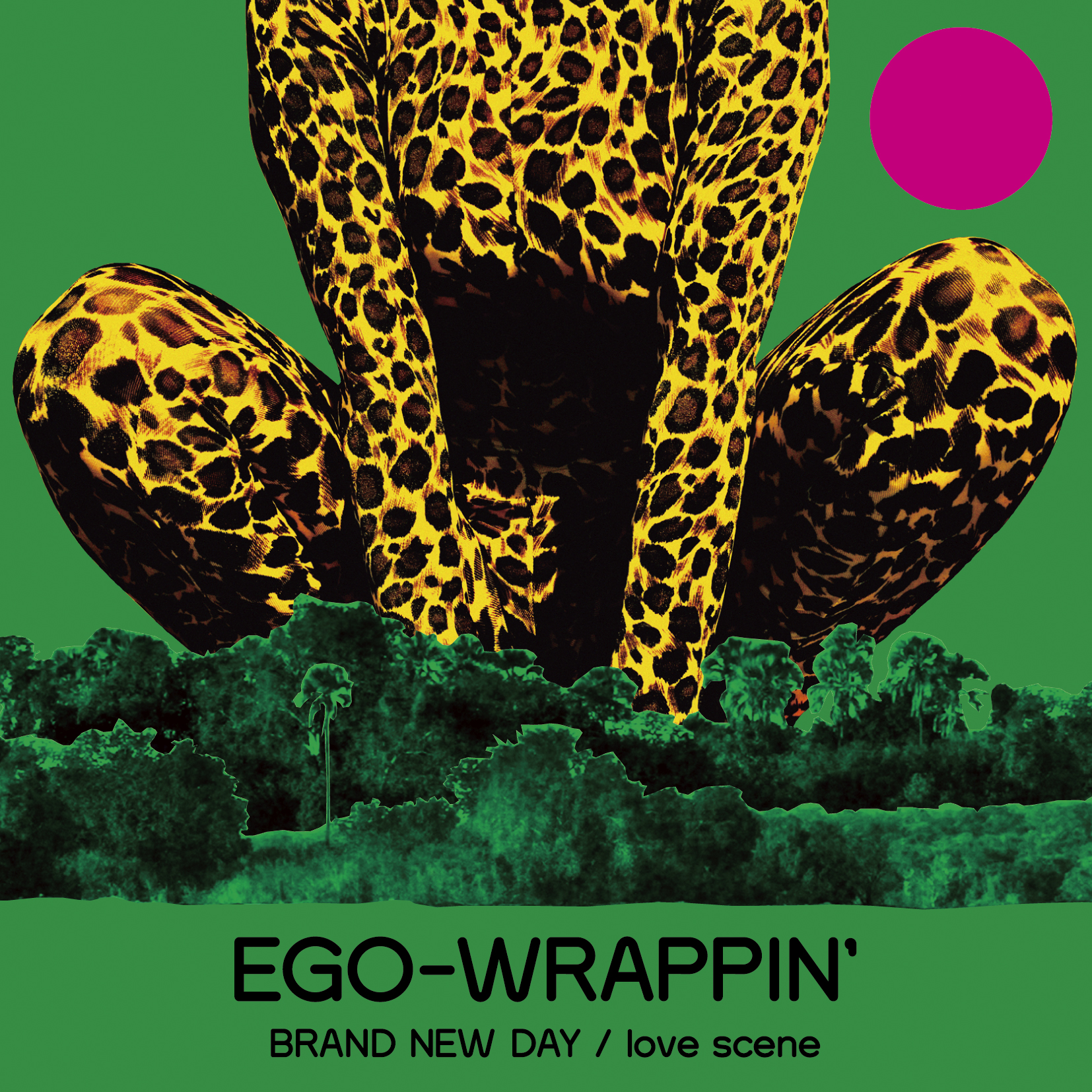 EGO-WRAPPIN' 「BRAND NEW DAY / love scene」