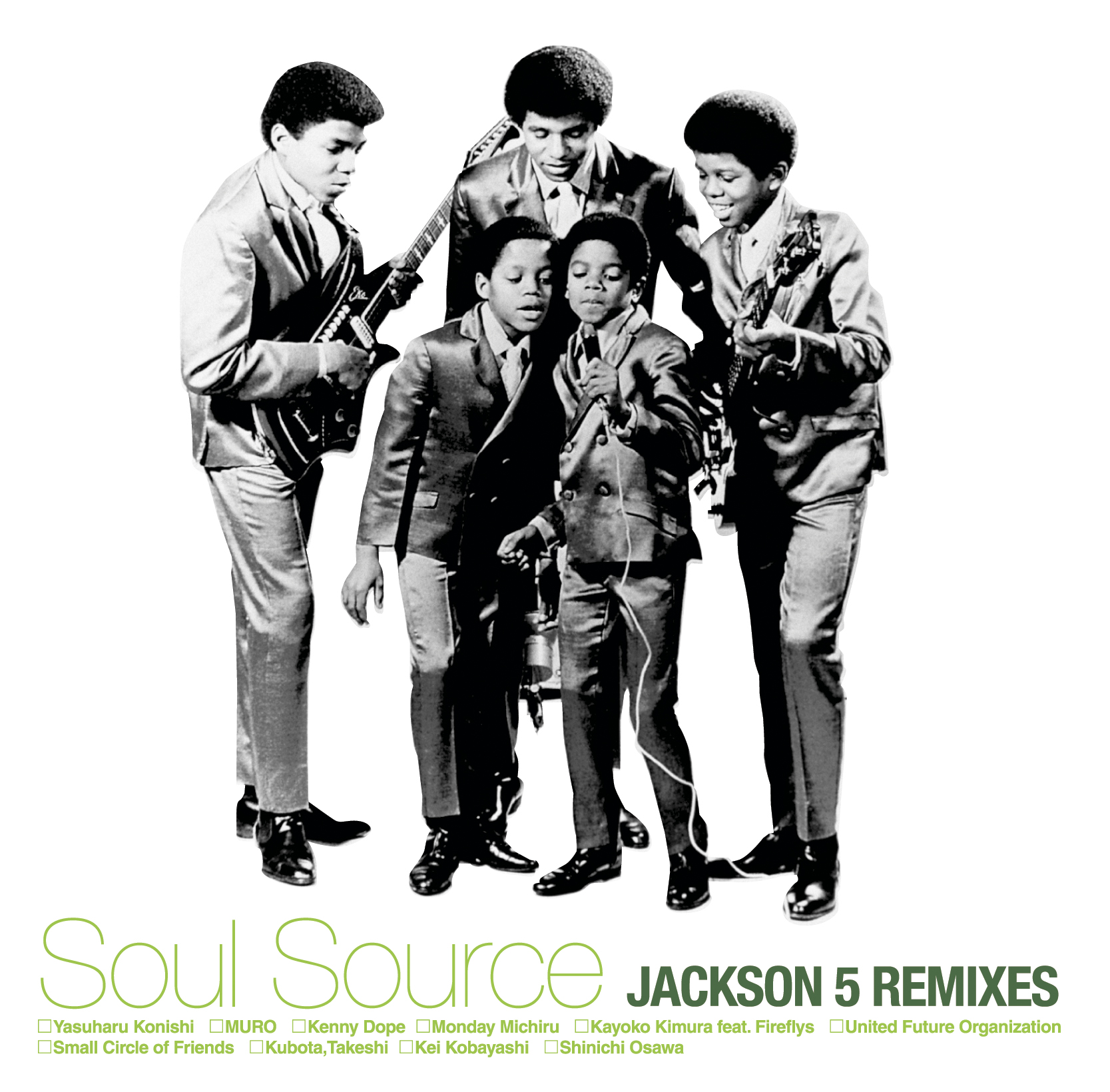V.A.「JACKSON 5 REMIXES」