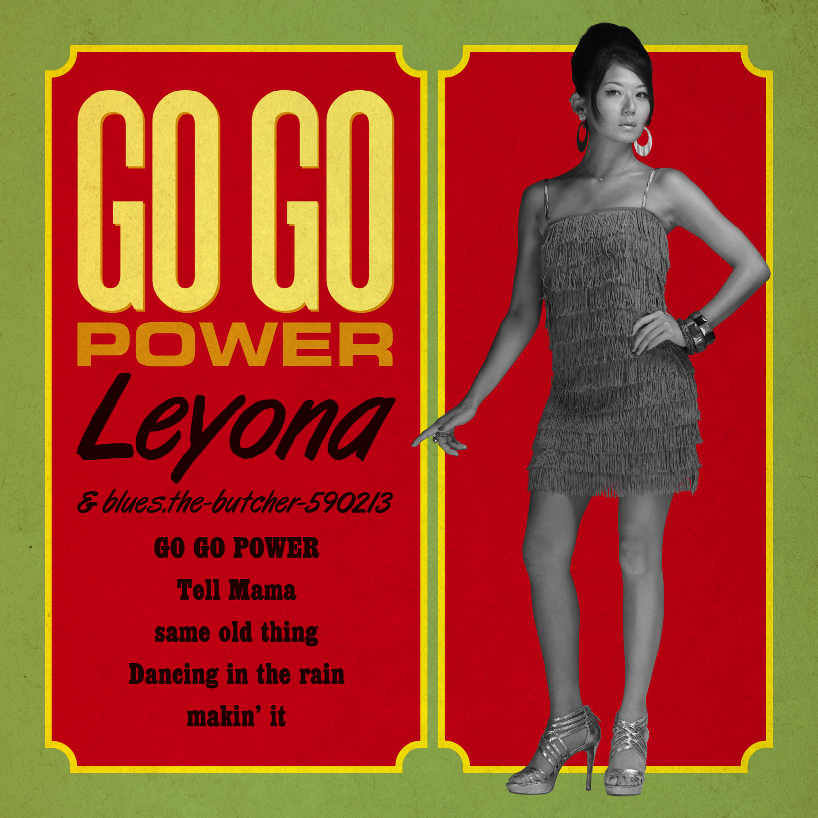 Leyona 「GO GO POWER」