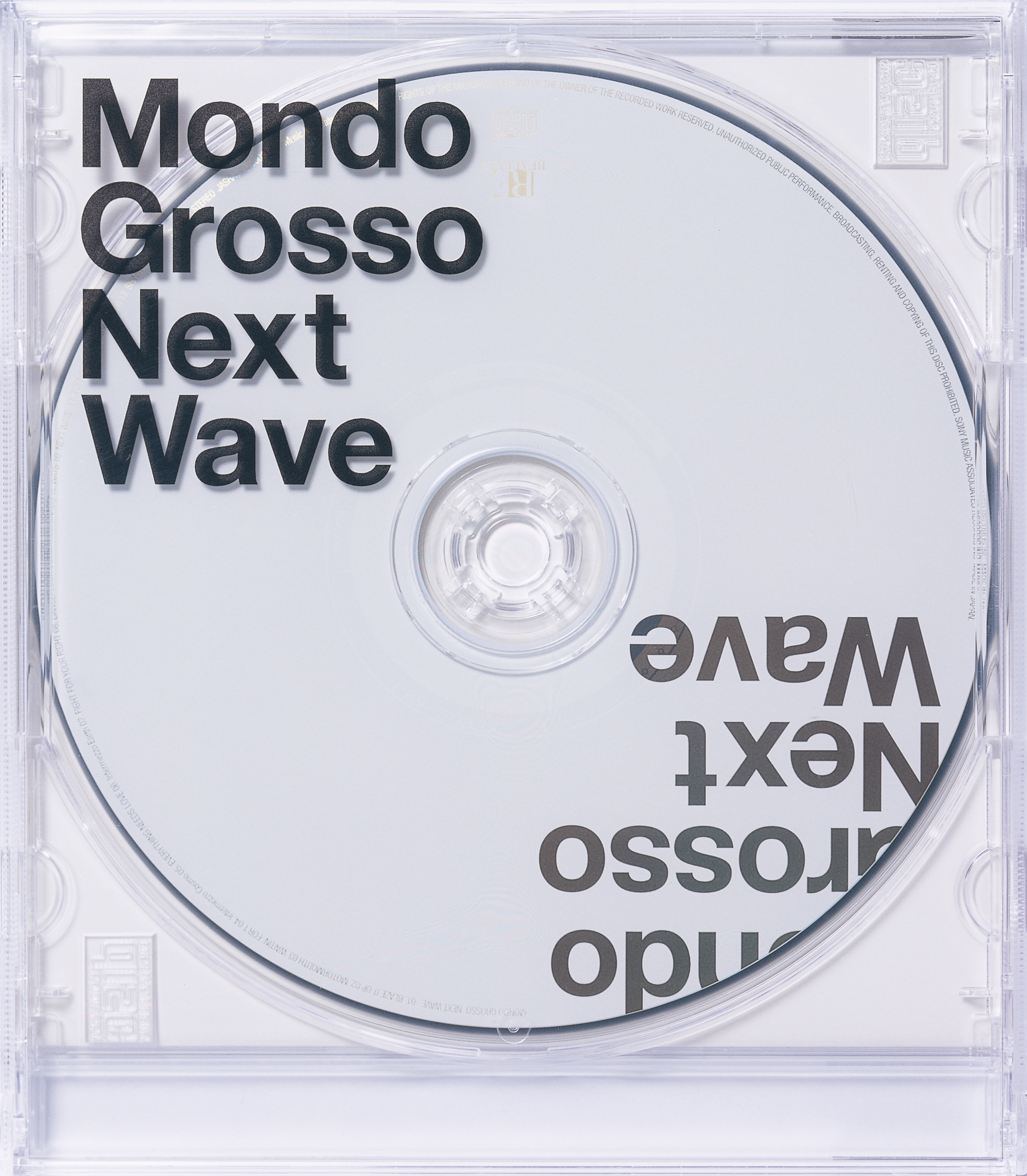 MONDO GROSSO「Next Wave」