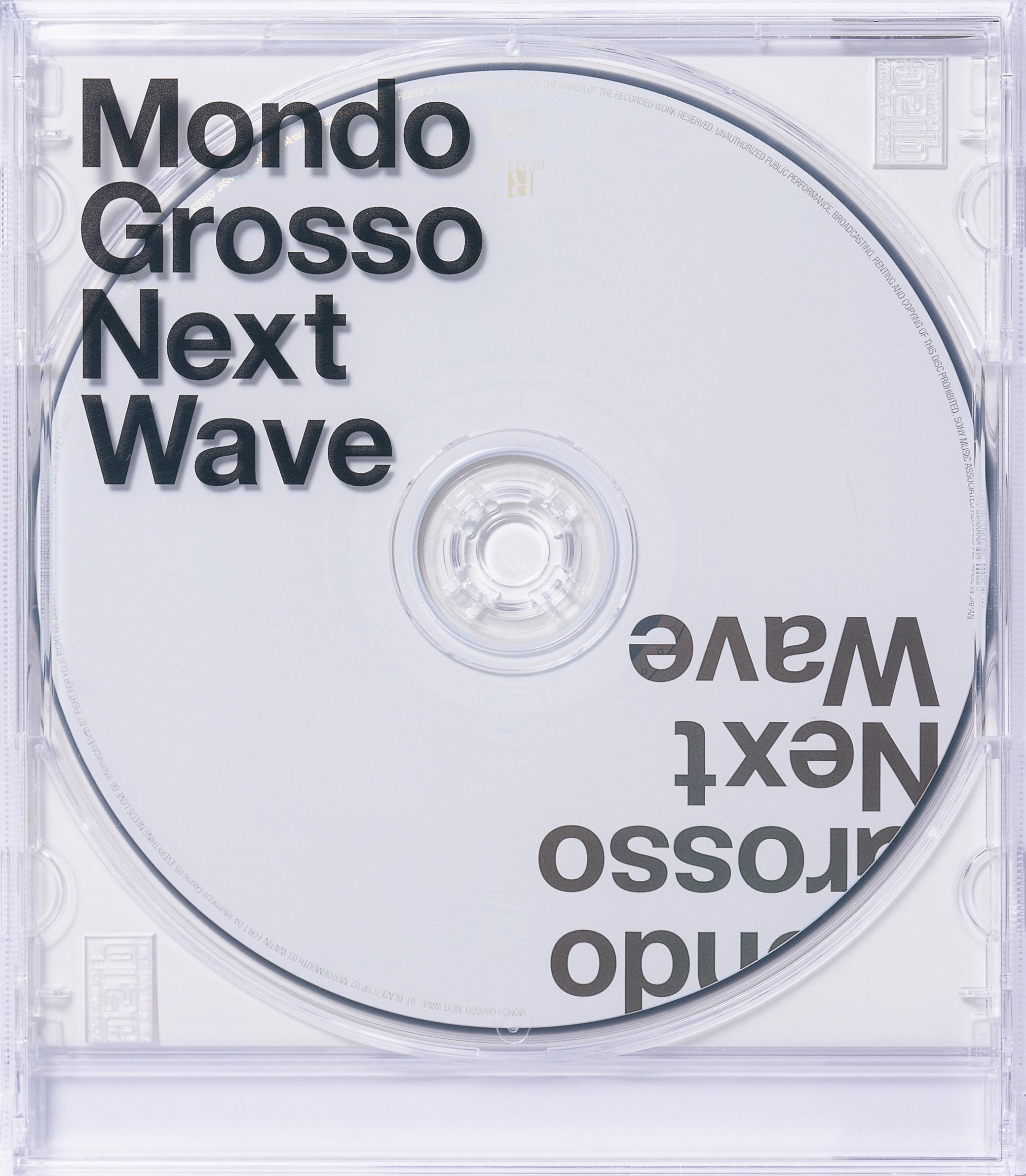 MONDO GROSSO「Next Wave」