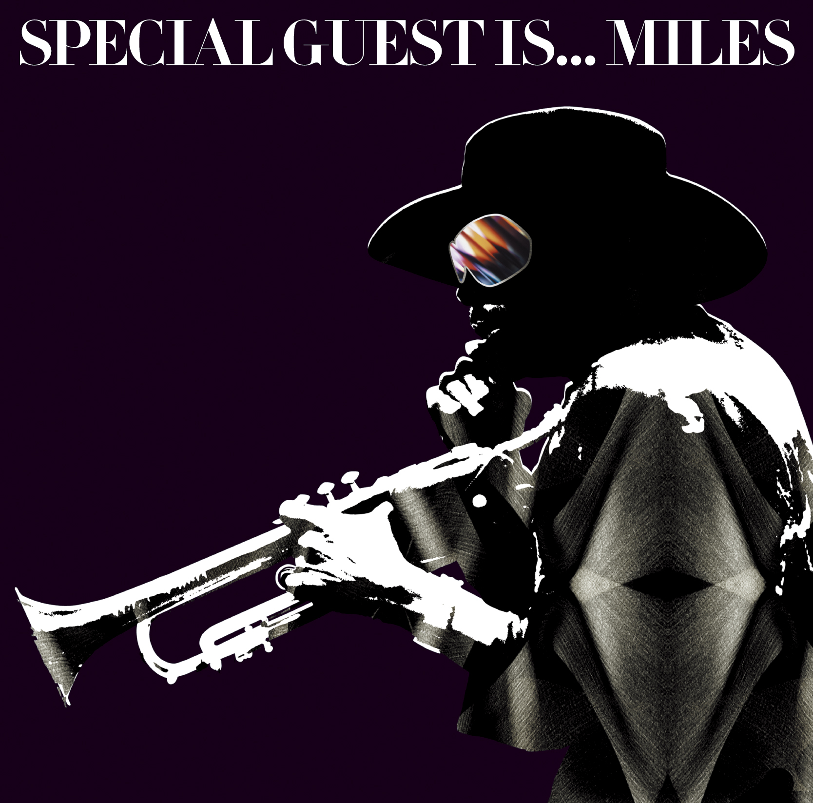 V.A.「SPECIAL GUEST IS... MILES」