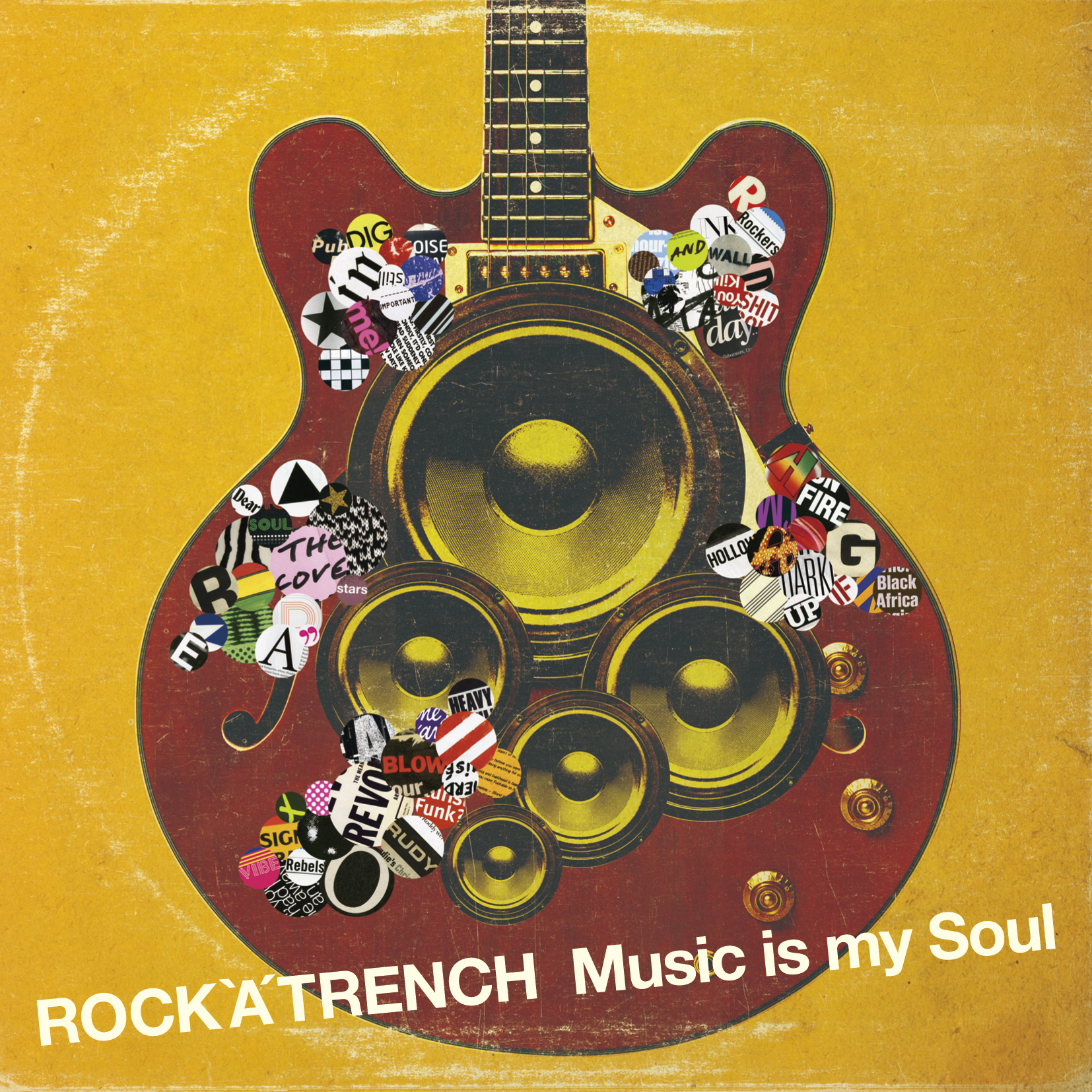 ROCK'A'TRENCH 「Music is my soul」