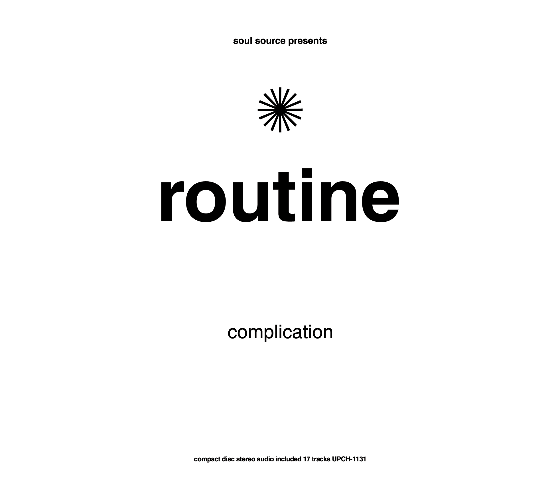 V.A. 「routine complication」